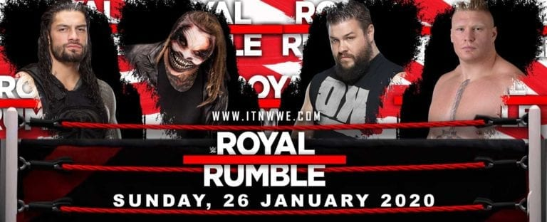 WWE Royal Rumble 2020 Match Card, Storylines & Tickets