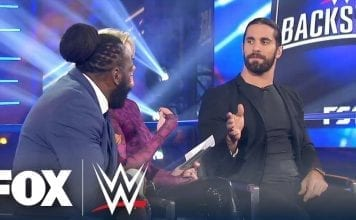 Seth Rollins on WWE Backstage