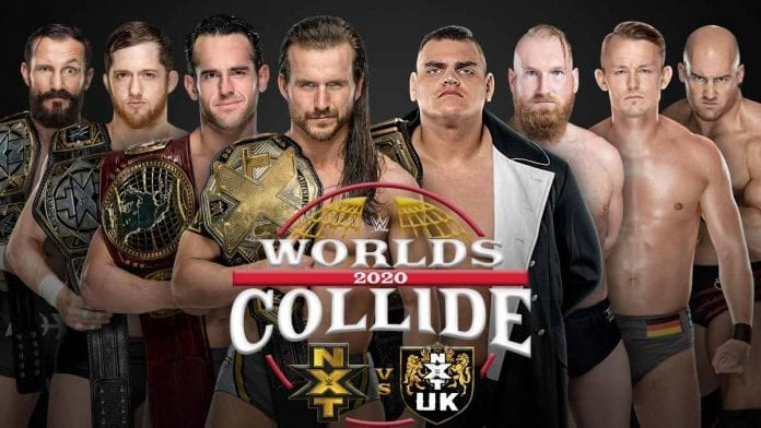 Undisputed ERA vs Imperium at Worlds Collide 2020