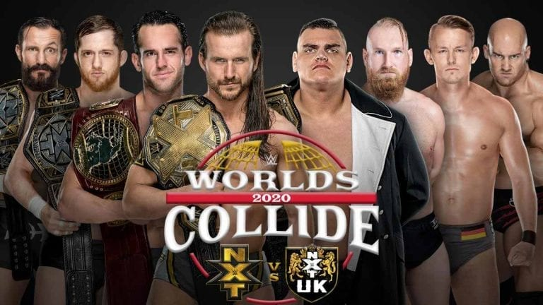 Imperium vs Undisputed ERA Announced for NXT Worlds Collide