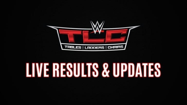 WWE TLC 2019 Live Results & Updates- Tables, Ladders & Chairs