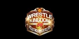 NJPW Wrestle Kingdom 14 Poster