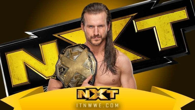 Adam Cole Contract Updates & NXT Call-Ups