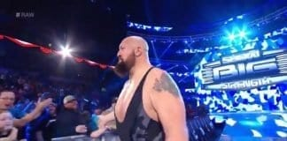 Big Show RAW Return 6 January 2020