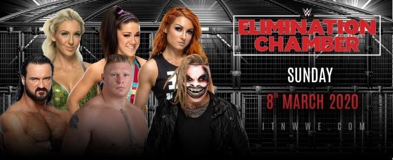 WWE Elimination Chamber 2020 Match Card, Tickets, Storyline