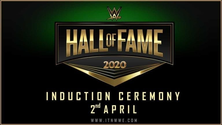 WWE Hall Of Fame Class of 2020, Inductees list, Date, Location