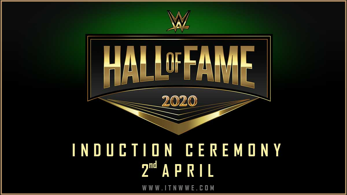 Hall Of Fame 2020 Poster