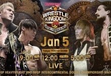 NJPW Wrestle Kingdom 14 Night 2