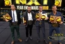 NXT Year End Awards 2019