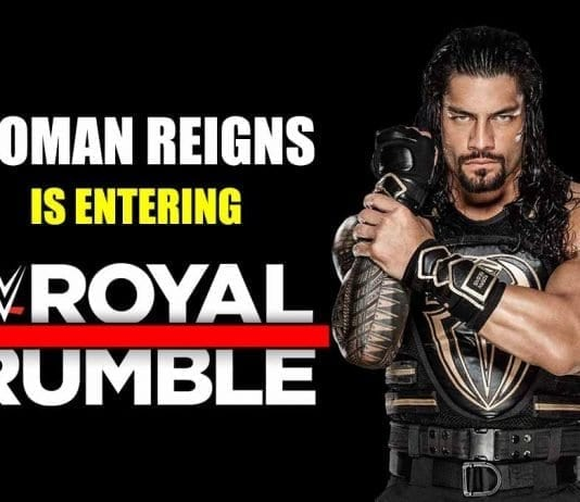 Roman Reigns Royal Rumble 2020