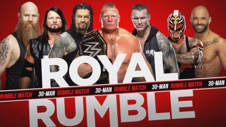 More Names Announced for Royal Rumble 2020 Match