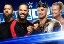 Usos vs Corbin Ziggler SmackDown 10 January 2020