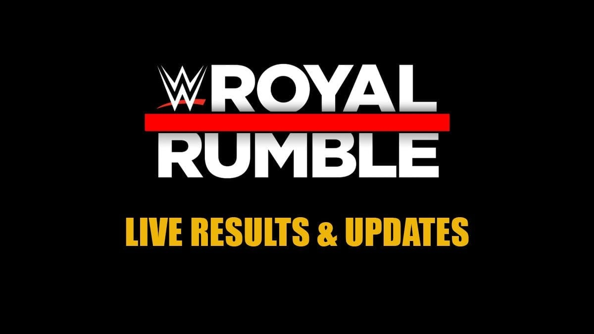 WWE Royal Rumble 2020 Live Results & Updates