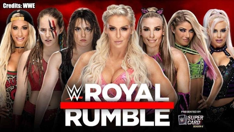More Participants Revealed for Women's Royal Rumble Match