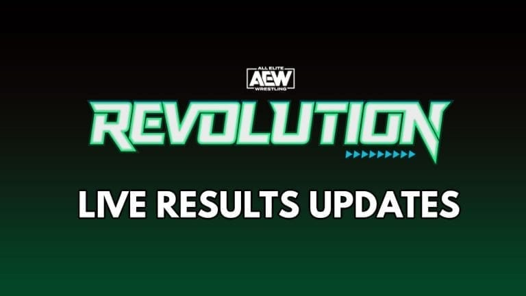 AEW Revolution Live Results & Updates- 29 February 2020