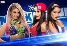 Bella TWins SmackDown 21 February 2020