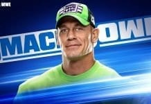 John Cena WWE SmackDown 28 February 2020