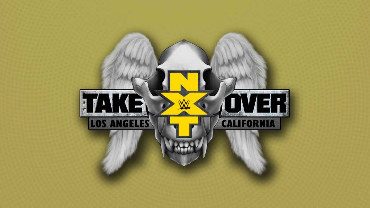 NXT TakeOver Los Angeles 2021 logo
