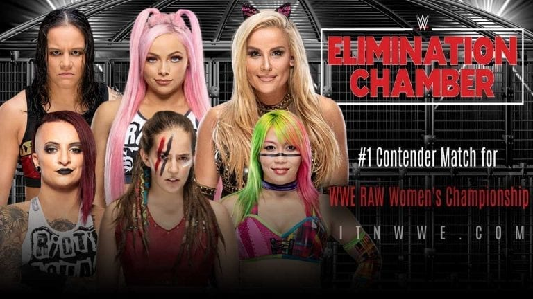 Elimination Chamber Match Announced With WrestleMania 36 Implications