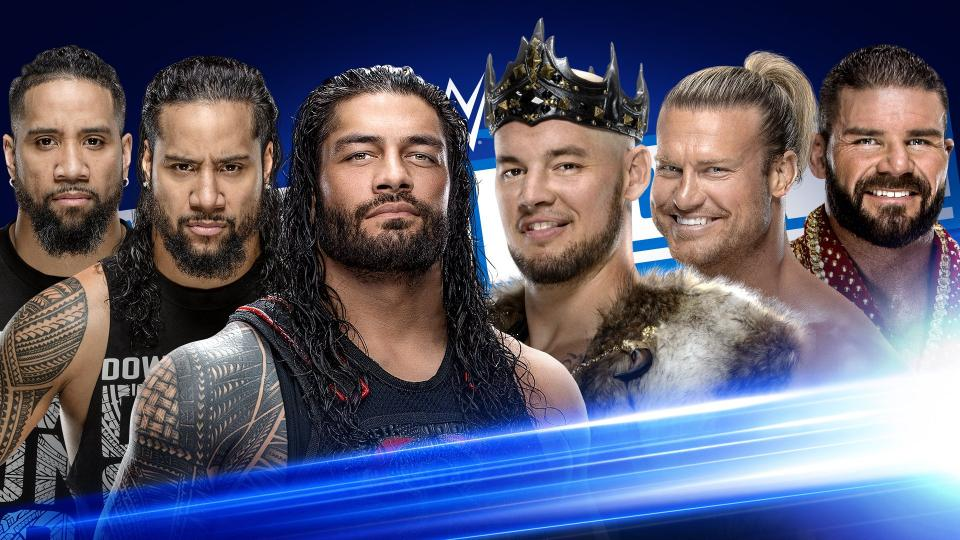 SmackDown Results 31 January 2020