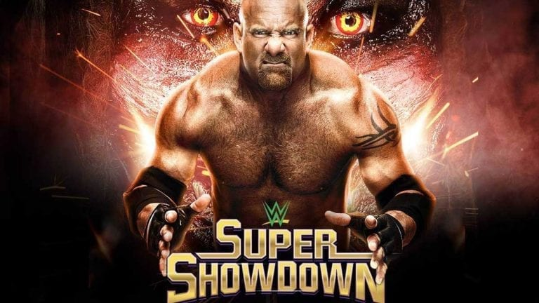WWE Super ShowDown 2020 Ticket Available Now For Sale