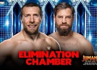 Daniel Bryan vs Drew Gulak WWE Elimination Chamber 2020