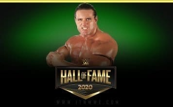"Davey Boy Smith ""British Bulldog"" Hall Of Fame 2020"
