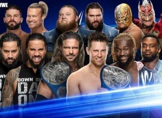 Tag Team Gauntlet Match SmackDown 6 March 2020