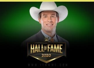John Bradshaw Layfield WWE Hall Of Fame 2020