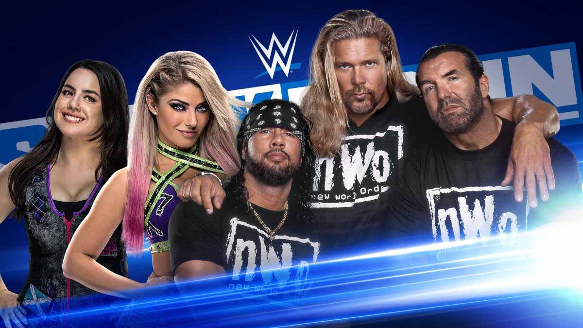 """NWO on """"A Moment of Bliss"""""""