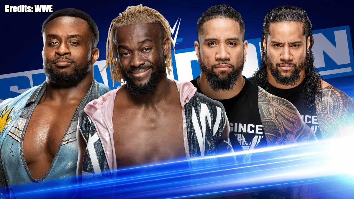 The New Day vs The Usos- WWE SmackDown 27 March 2020