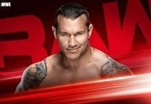 Randy Orton WWE RAW 23 March 2020