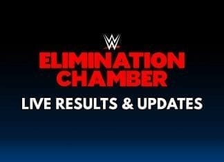 WWE Elimination Chamber 2020 Live Results Updates