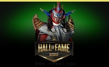 "Jushin ""Thunder"" Liger Hall Of Fame 2020"