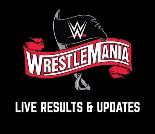 WrestleMania WM 36 2020 Results & Updates