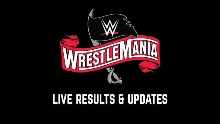 WWE WrestleMania 36 Live Results & Updates- 5 April 2020 – Night 2