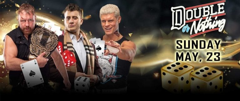 AEW Double or Nothing 2020 News, Match Card, Storyline Previews