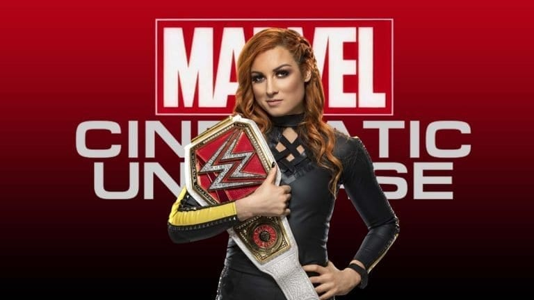 Becky Lynch Bags Marvel Role? Billions & Magazine Cover