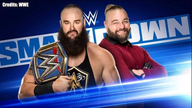 WWE SmackDown Live Results & Updates- 8 May 2020