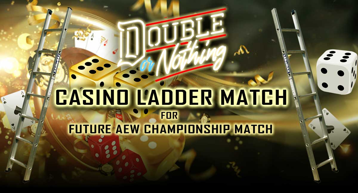 Casino Ladder Match AEW Double or Nothing 2020