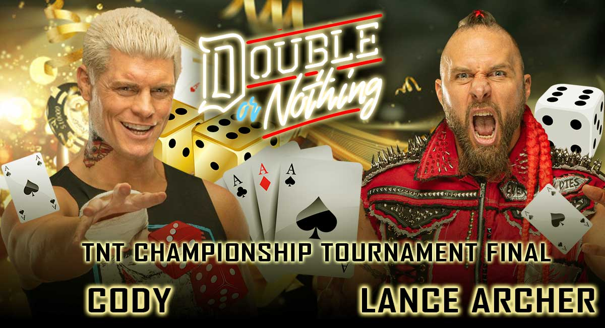 Cody Vs Lance Archer AEW Double or Nothing 2020