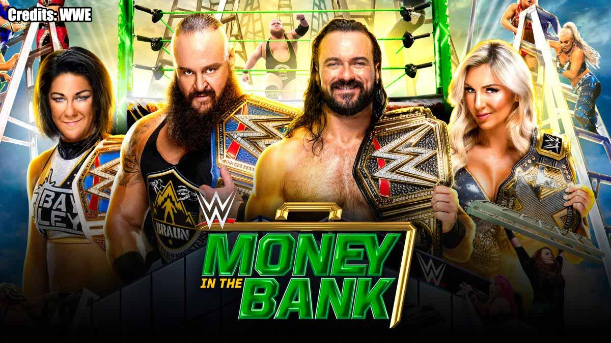 Corporate Ladder Money in The Bank