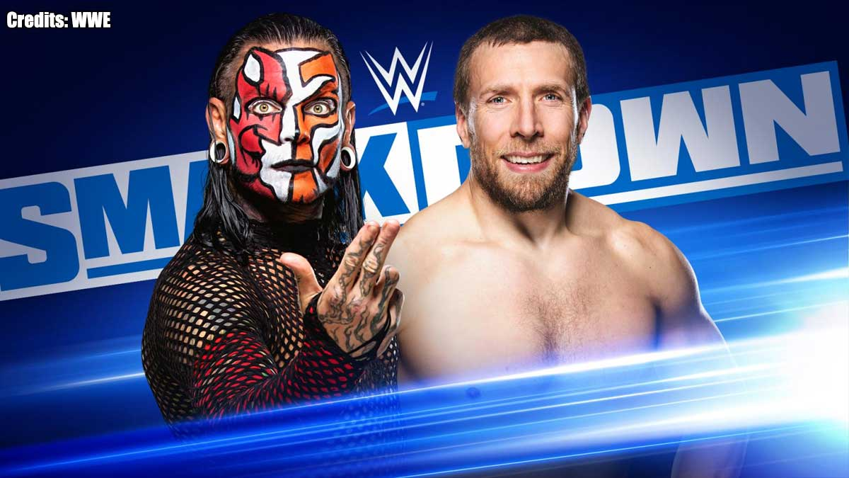Daniel Bryan vs Jeff Hardy SmackDown 29 May