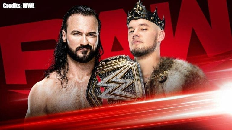 Two Matches Announced for WWE RAW 18 May Episode