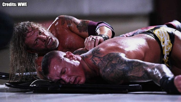 WrestleMania 36: Edge Defeats Randy Orton In Stretched Match