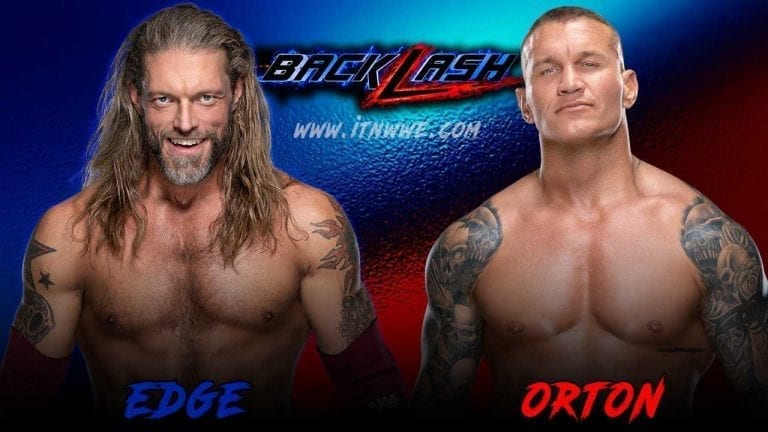 Edge Accepts Orton's Challenge for WWE Backlash Match