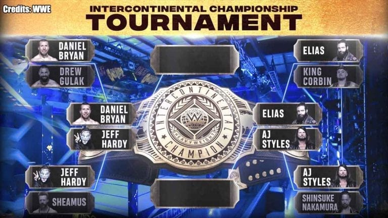 Styles & Hardy Move to Semis of IC Tournament, Updated Bracket