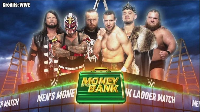 AJ Styles Returns, Qualifies for Money in the Bank Ladder Match