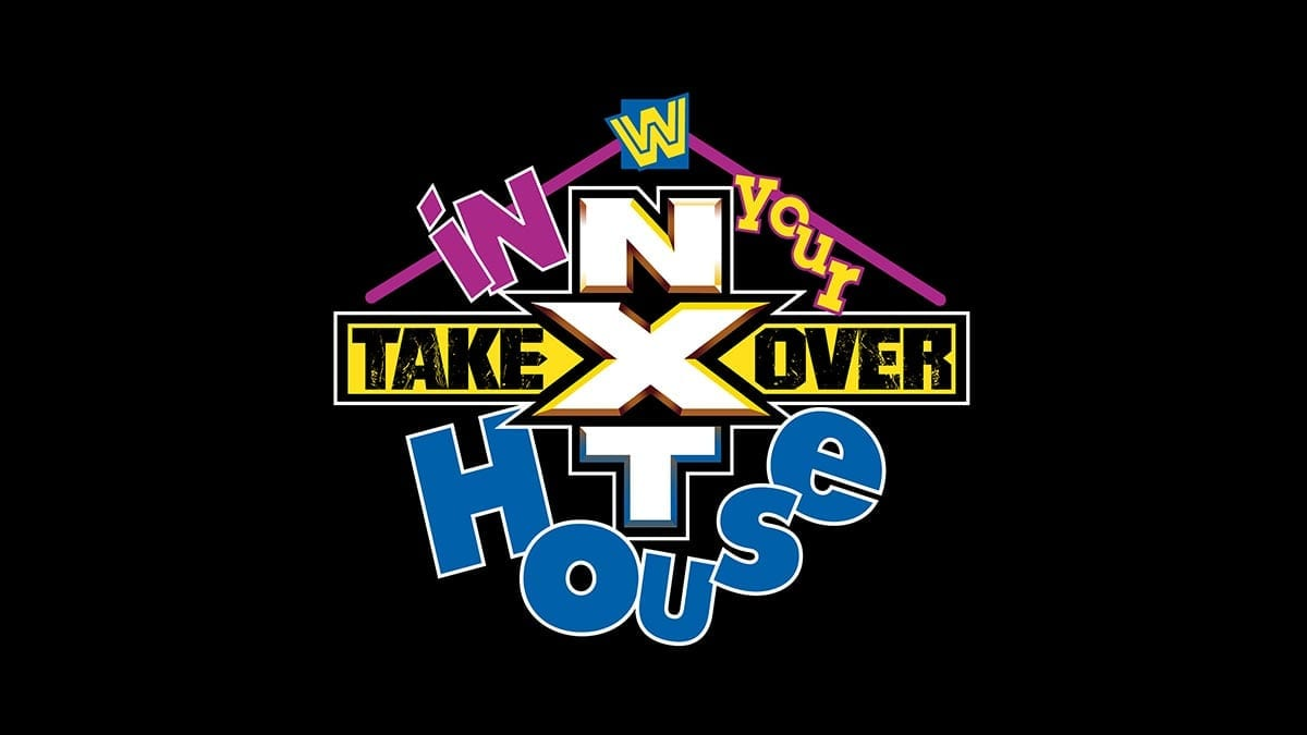 NXT TakeOver In Your House Poster