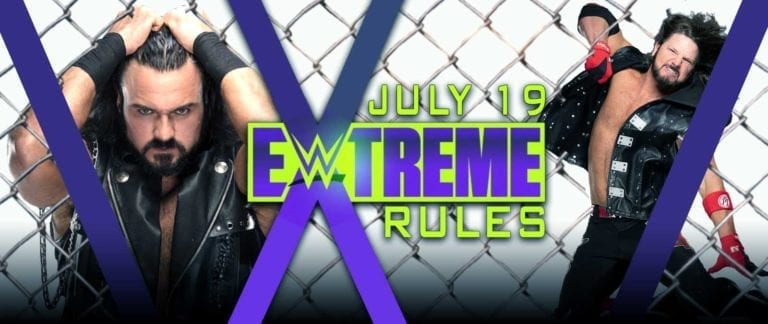 WWE Extreme Rules 2020 Matches, Card, Storyline, Start Time, Date, Location